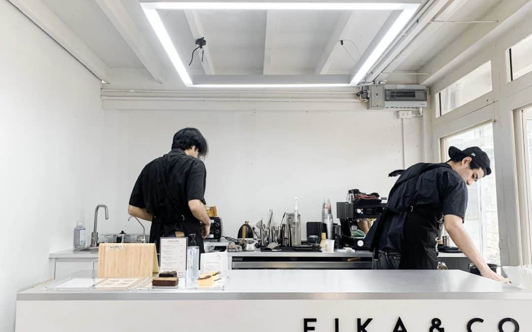 FIKA & CO. CAFE